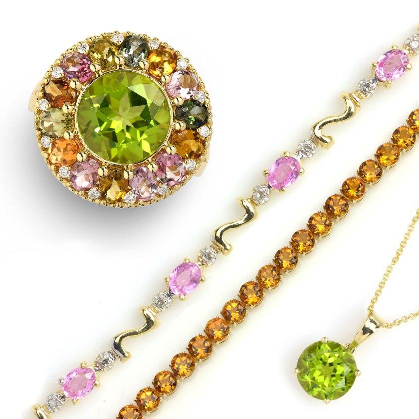 multi-gemstones